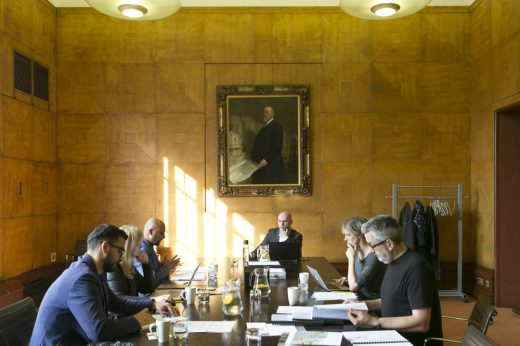 RIBA Annie Spink Award 2018 judging panel