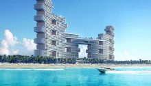 The Royal Atlantis Residences Dubai luxury resort