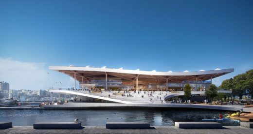 Sydney Fish Market Building - Architecture News