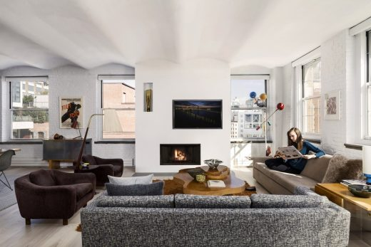 The Greenwich Street Loft in Tribeca NYC