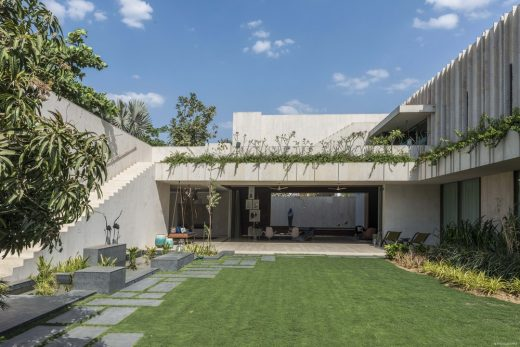 The House of Secret Gardens in Ahmedabad