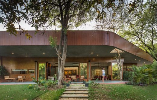 The Verandah House in Ahmedabad