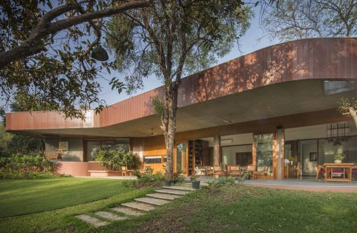 The Verandah House in Ahmedabad Indian Architecture News