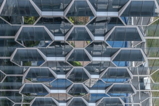 V on Shenton Building Singapore by UNStudio