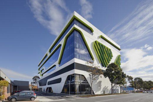 VicRoads Office Building Melbourne