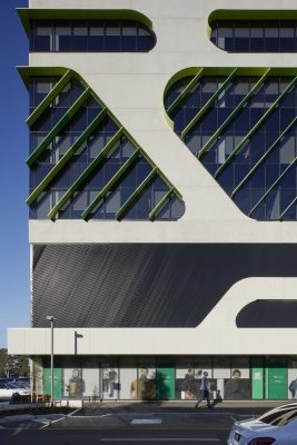 VicRoads Office Building in Melbourne