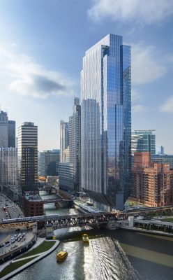 150 North Riverside in Chicago by Goettsch Partners