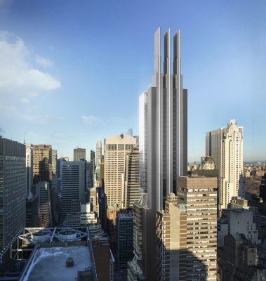 Manhattan Office Tower by Foster + Partners, Architects