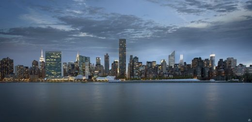 New York City Tower by Foster + Partners