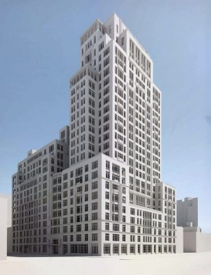 555 West 22nd Street NYC architecture design
