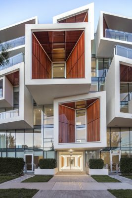 Aperture Apartments in Vancouver