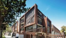 Astor Apartments in Crows Nest Sydney