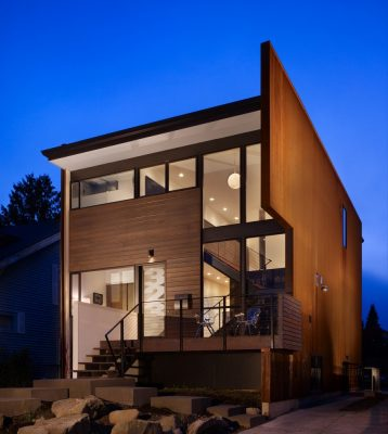 Beet Residence in Seattle