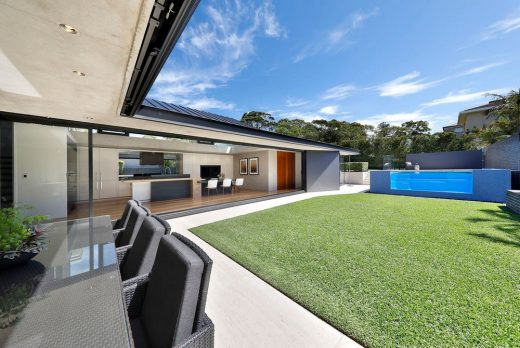 Burraneer Bay House in Sydney