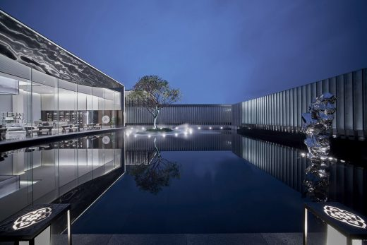 DoThink - Jiuxi Elegant Mansion Life Experience Center in Hangzhou