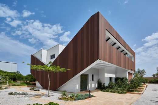 Eco360 house in Arsuf Israel