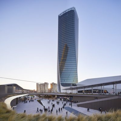 Generali Tower in Milan by Zaha Hadid Architects