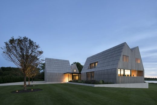 Georgica Cove House in East Hampton NY