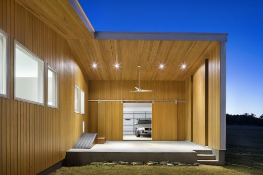 Hill Country House Wimberley, Texas, USA by Miró Rivera Architects