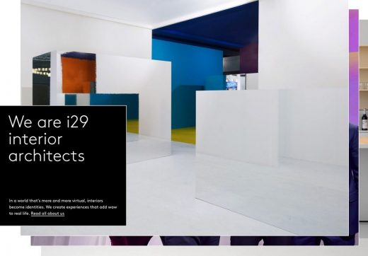 i29 Interior Architects Amsterdam