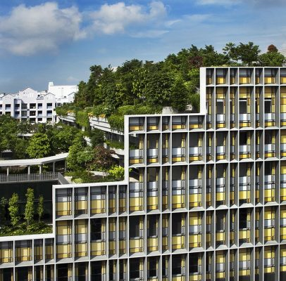 Kampung Admiralty Singapore - World Building of the Year 2018 at WAF