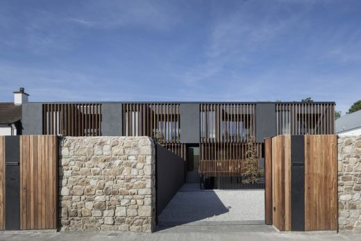 Mews Houses in Dublin by ODOS Architects