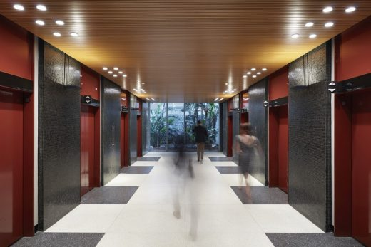 Orica House Melbourne offices building
