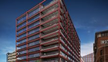Two New Bailey Square building in Manchester