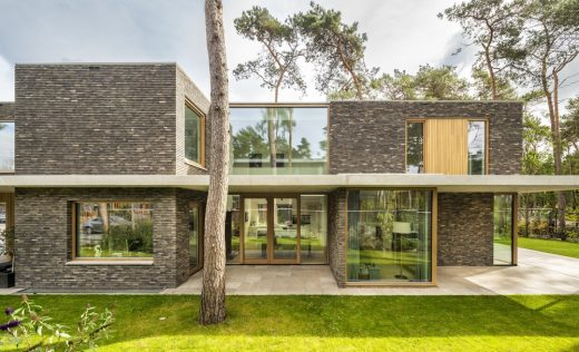 Villa Zeist 2 contemporary Holland property