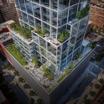 441 Ninth Avenue Building New York Architecture News