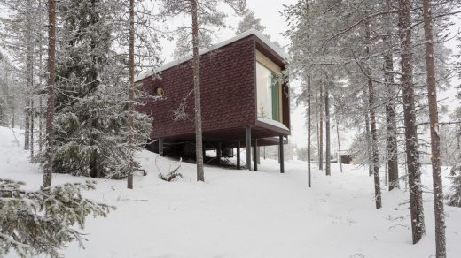 Arctic Treehouse Hotel in Rovaniemi Finnish Architecture News