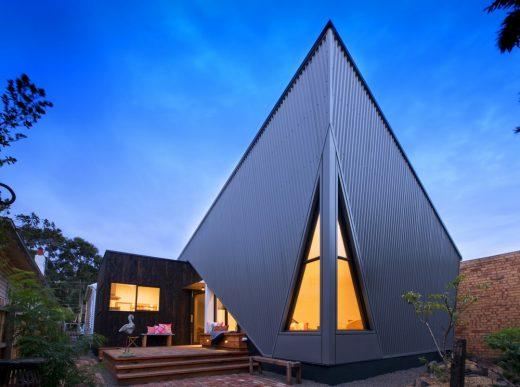 Arrow House in Footscray Melbourne