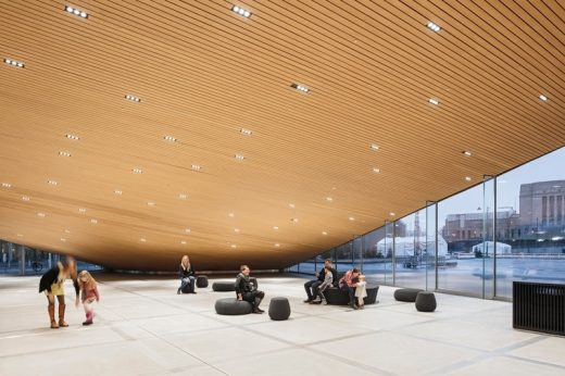 Helsinki Contemporary Building design by ALA Architects