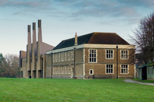 Charterhouse Science Mathematics Centre in Godalming