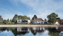 Creek House in Bosham West Sussex