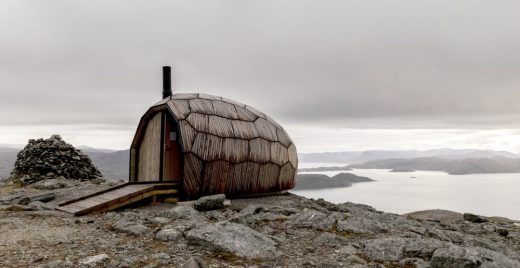Daytrip Cabin in Hammerfest - Norwegian Architecture News