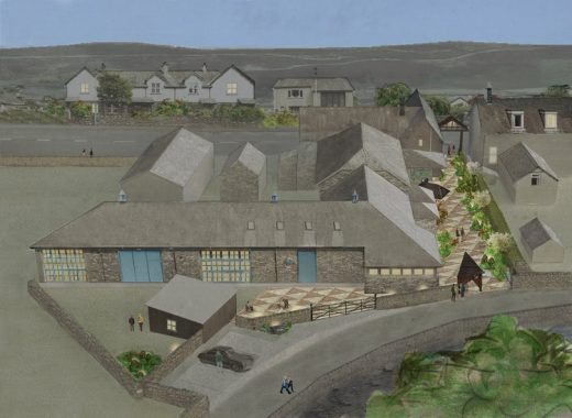 Coniston Institute, Cumbria by Grizedale Arts