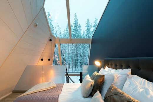 Glass Resort in Rovaniemi