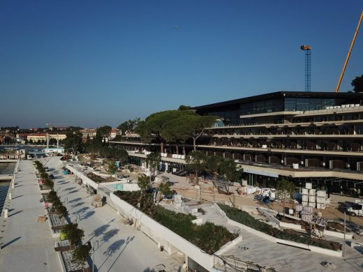 Grand Park Hotel Rovinj Building - Croatia Architecture News