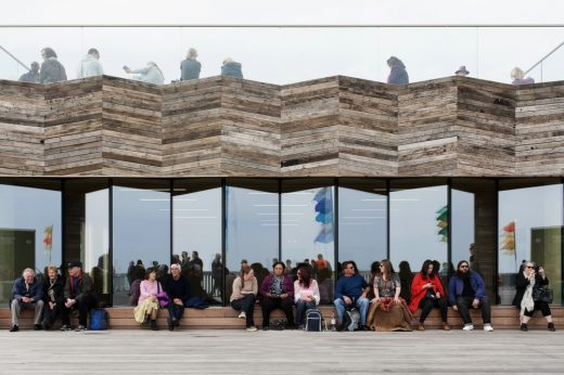 Hastings Pier Sussex by dRMM Architects