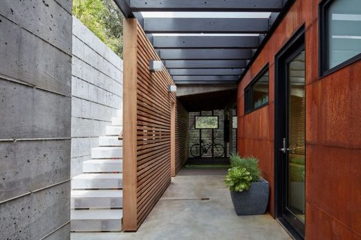 HillSide House in Mill Valley