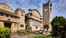 Horniman Clock Tower London building