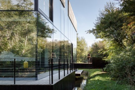 Lechlade house in Gloucestershire property by Mecanoo
