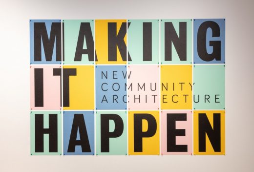 Making It Happen: New Community Architecture at RIBA Architecture Gallery