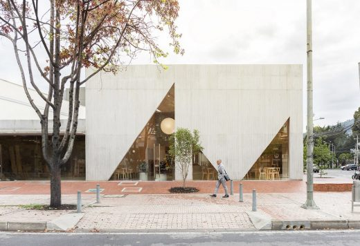 Masa Restaurant in Bogotá Colombian Architecture News