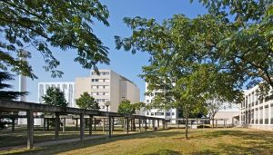Olympe de Gouges University Residence in Toulouse