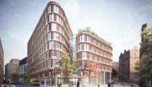 Oriel Building: Moorfields Eye Hospital RIBA Competition