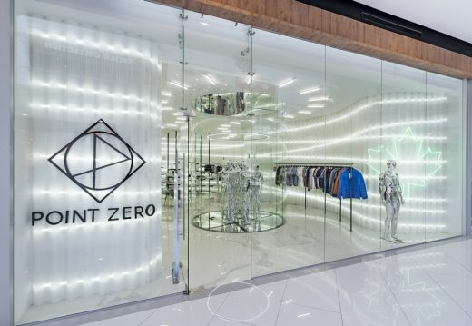 Point Zero in Mexico city