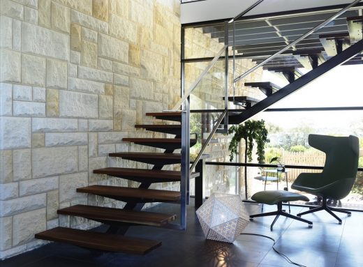 Queenscliff Barn House in Victoria