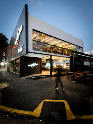 Ricky Fast Food in Banfield Buenos Aires